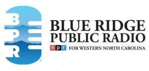 Blue Ridge Public Radio logo